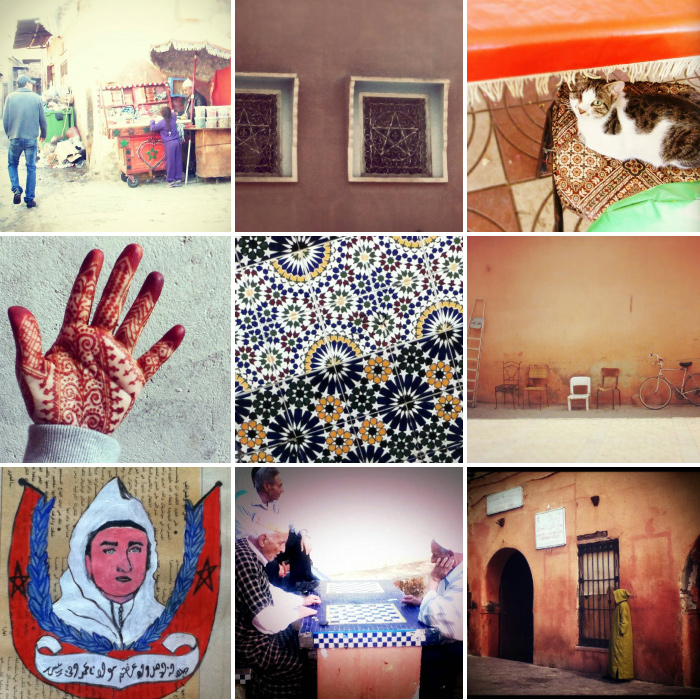 モロッコ商店