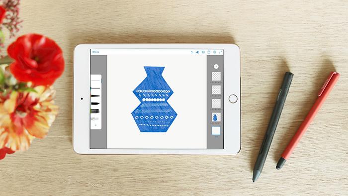 手描きの質感がリアル!鉛筆や水彩画のイラストが描けるペイントアプリ「Adobe Photoshop Sketch」
