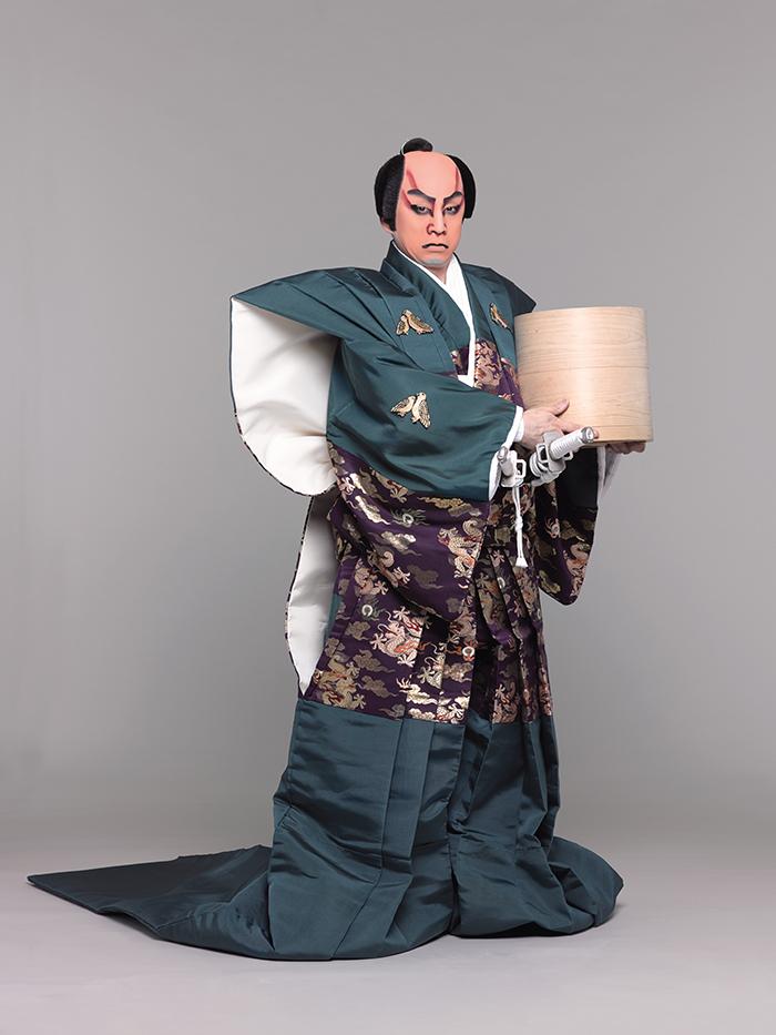『熊谷陣屋』熊谷次郎直実=染五郎改め松本幸四郎(撮影:加藤孝)