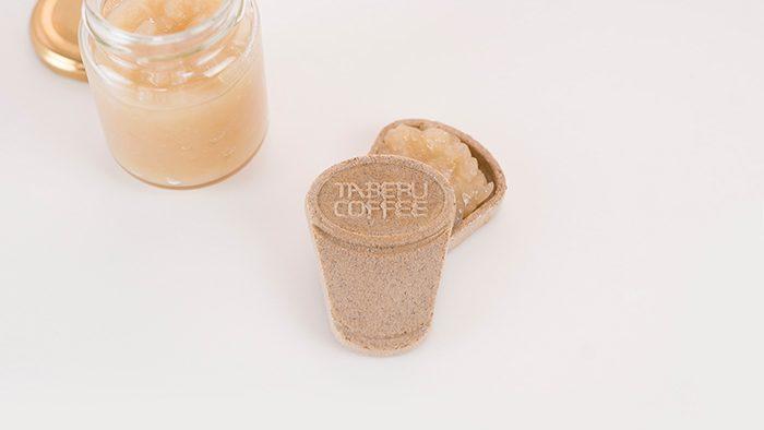 沼津の老舗和菓子店が作る新しいもなか「TABERU COFFEE 珈琲最中」