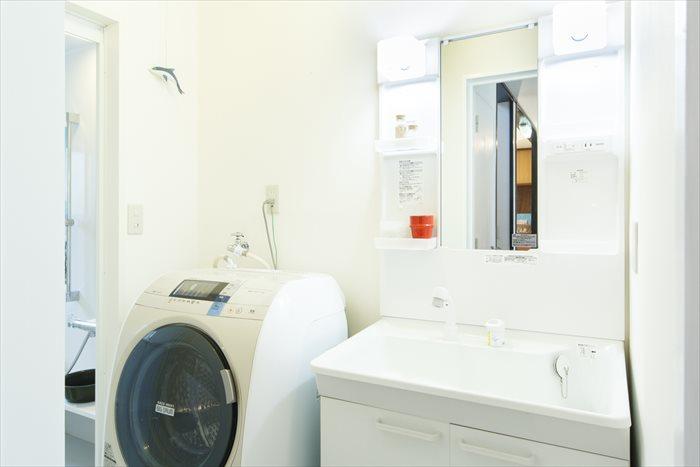 ひとりでは、なかなか買えないドラム式洗濯乾燥機もあります。