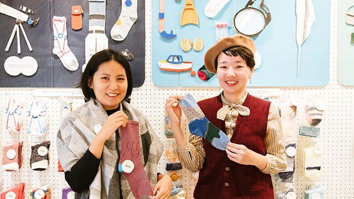 台湾の靴下ブランド「+10(テンモア)」インタビュー|靴下づくりから垣間見る、日常を楽しむ気持ちと探求心。