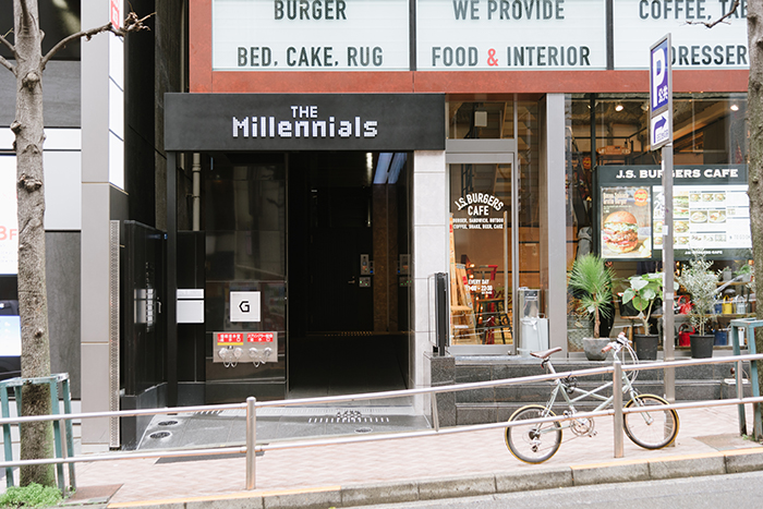 The Millennials渋谷