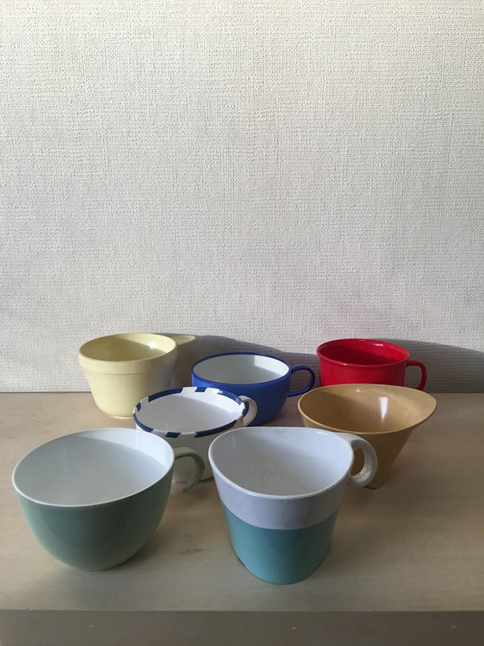 Airplane Cups 展