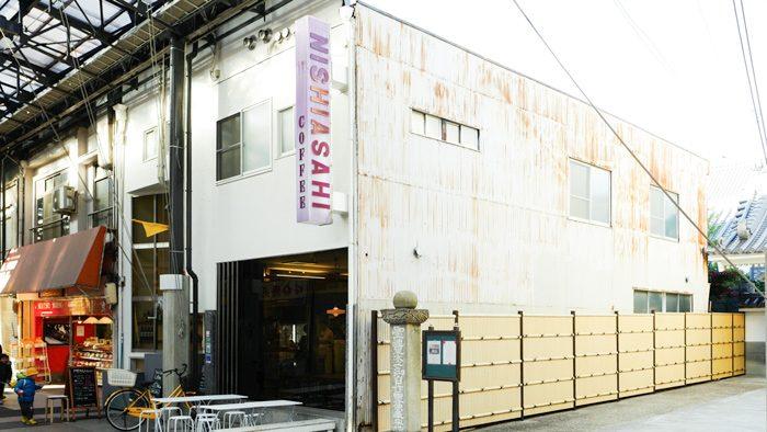 名古屋の80年続く老舗喫茶『西アサヒ』を再生!喫茶、食堂、民宿の『なごのや』