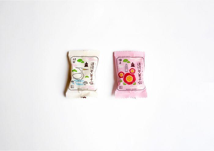 箱を開けるワクワクもうれしい!愛媛の一六本舗「道後夢菓子噺」