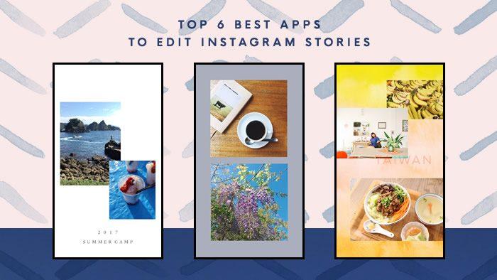 デザイナーがこっそり教える!Instagram Storiesのための画像&動画編集アプリ6選