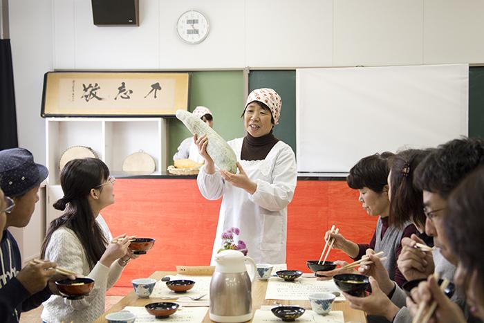 上郷クローブ座レストラン『北越雪譜』photo:Ayumi Yanagi