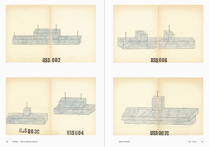 US Navy / USS 002, USS 003C, USS 004, USS 006, USS 007C(2015)