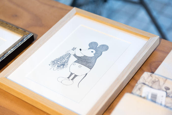 DISNEY ART COLLECTION