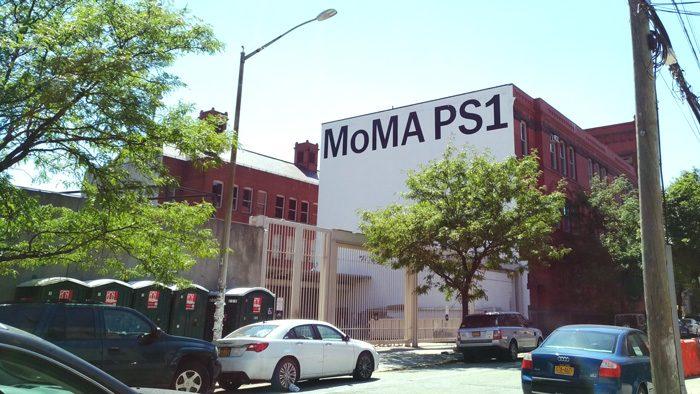 アートの最先端ニューヨークで、MoMA PS1の本屋「ARTBOOK」に行ってきました