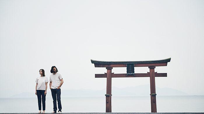江戸時代の伝統技法を現代の洋服に。ステテコ素材を活かしたTシャツ「ビワコットン」