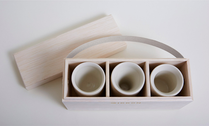 IKKON DOUBLE WALL SAKE CUP