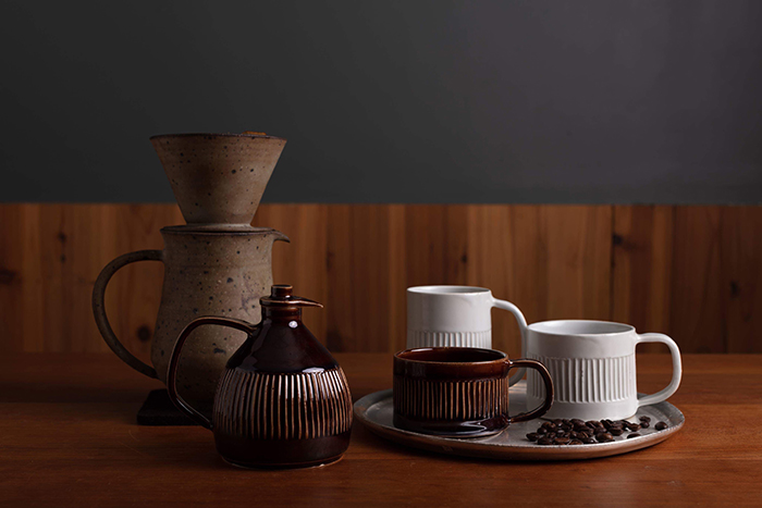 Laidback ceramics Cup & Pot