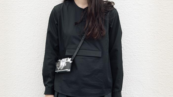 フィルムで写真を撮る人のためのシャツ