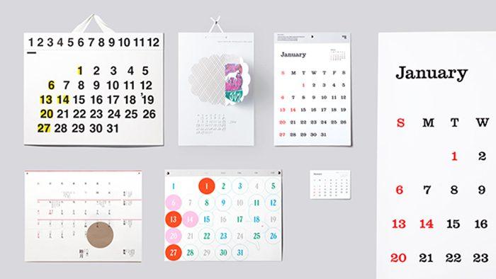 2019年に使いたい!デザインが素敵なおすすめカレンダー10選