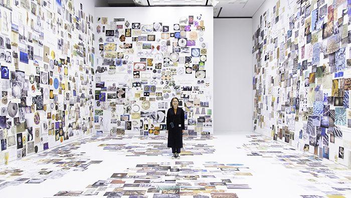 パリを拠点に世界で活躍する気鋭の建築家・田根剛さんの美術館初個展!「未来の記憶」へ行ってきました。