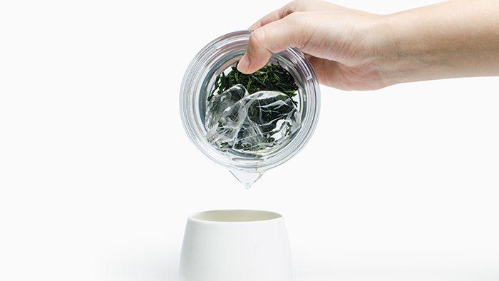 もっと気軽に、おしゃれに。暮らしに日本茶を取り入れるきっかけをくれる煎茶堂東京の「シングルオリジン煎茶」と「透明急須」