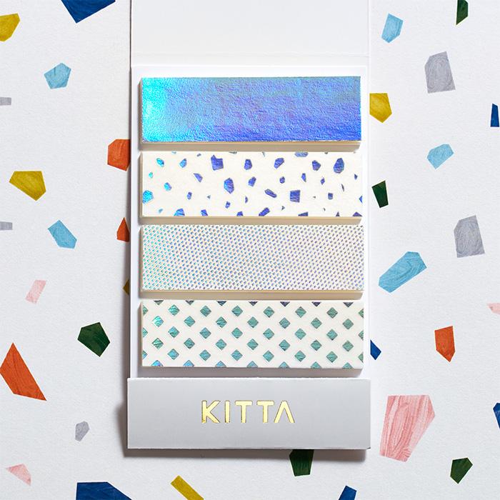 『KITTA LIMITED』カケラ(KITL004)/ Design by haconiwa