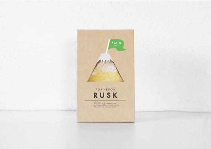 富士山の形がかわいい!さくっと軽い食感を楽しめる山梨土産「ふじフォンラスク」