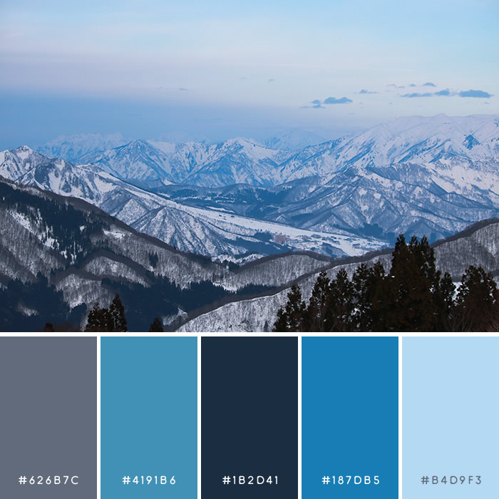 haconiwa Winter Color 06