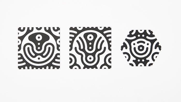 野老朝雄さんが制作する現代の唐草紋様をあしらった「PPP TOKOLO PATTERN MAGNET」が発売!