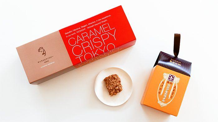 これまでにないキャラメルのお菓子が楽しめる!東京土産にもおすすすめの「TAICHIRO MORINAGA STATION Labo」