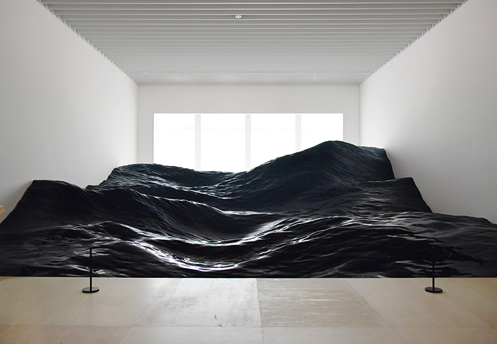 《景体》(六本木クロッシング2019展:つないでみる)