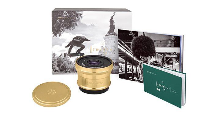 ロモグラフィー最高傑作の一眼レフ用ワイドレンズ「Lomogon 2.5/32 Art Lens」がクラウドファンディングをスタート!