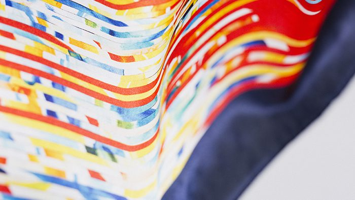 【WHO'S HOT?】グラフィックデザイナー・スカーフブランド「La」主宰/多田明日香さん