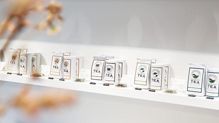 「カネ十農園 表参道」が体験型ティーサロンとしてリ・オープン。あんみつやチーズホイップティーなど新メニューにも注目!