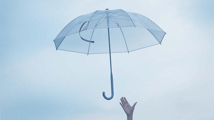 長く使い続けたくなるコンビニ傘が誕生!柴田文江さんデザイン。地球に優しいオールプラスチックの傘「+TIC LITE」