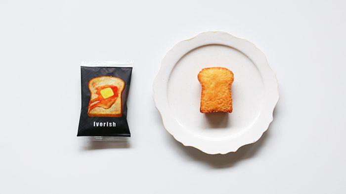 食パン型がかわいい!フレンチトースト専門店が手がける新しいスイーツ「フレンチトーストフィナンシェ」