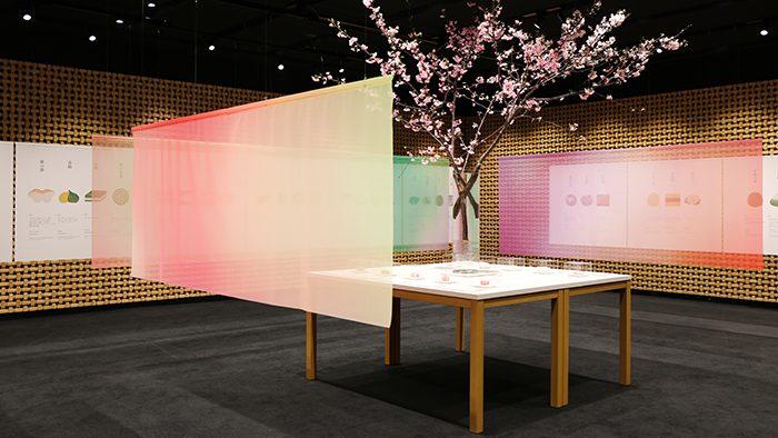 季節の移ろいを感じられる!虎屋 赤坂ギャラリーで開催中の「花と緑の和菓子」展に行ってきました。