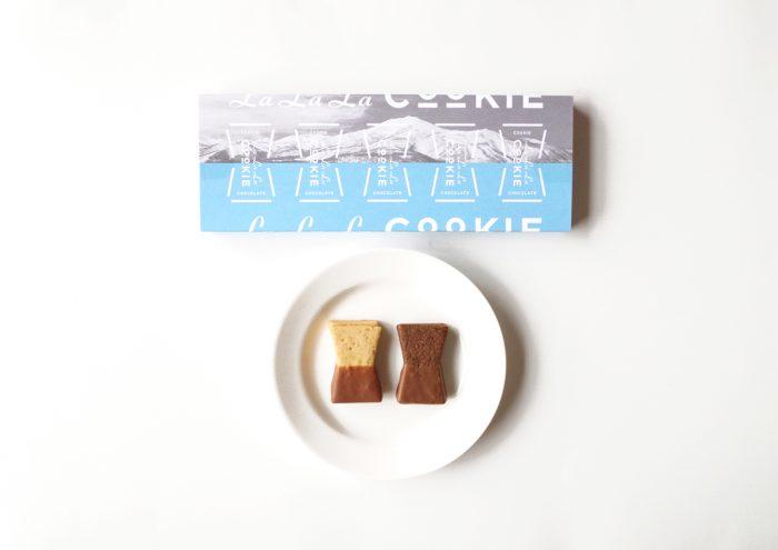北海道土産の新定番!今までにない形・食感・おいしさの「La La La COOKIE(ラララ・クッキー)」