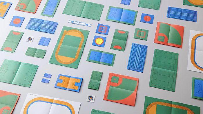 あのキャンパスノートが競技場に変身!東京2020オフィシャルサポーター・コクヨがスペシャルムービーを公開。