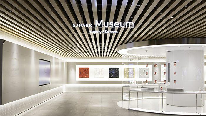 資生堂がミュージアムやカフェの入った美の複合体験施設「S/PARK(エスパーク)」を横浜・みなとみらいにオープン!