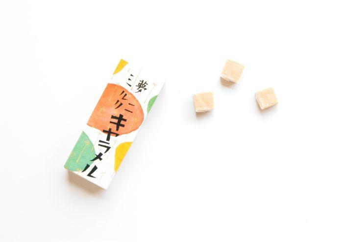 大正ロマンを代表する画家・竹久夢二デザインのパッケージに注目!群馬土産「夢二ミルクキャラメル」