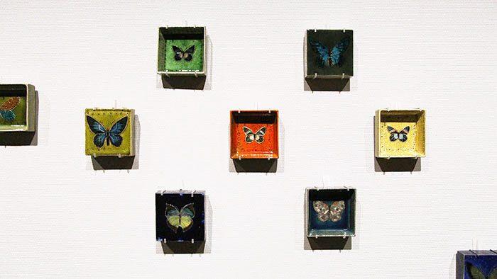 北欧・フィンランドを代表するアーティストの作品展「ルート・ブリュック 蝶の軌跡」に行ってきました!