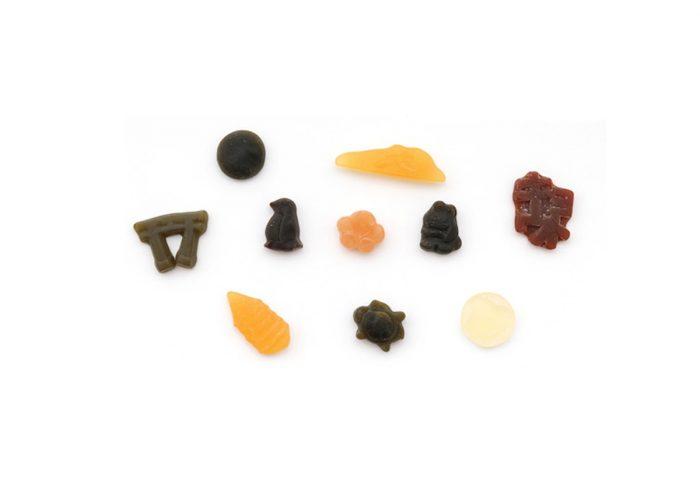 京都土産にぴったり!天然素材にこだわった、カタチがキュートなグミ「KYOTO gummi」