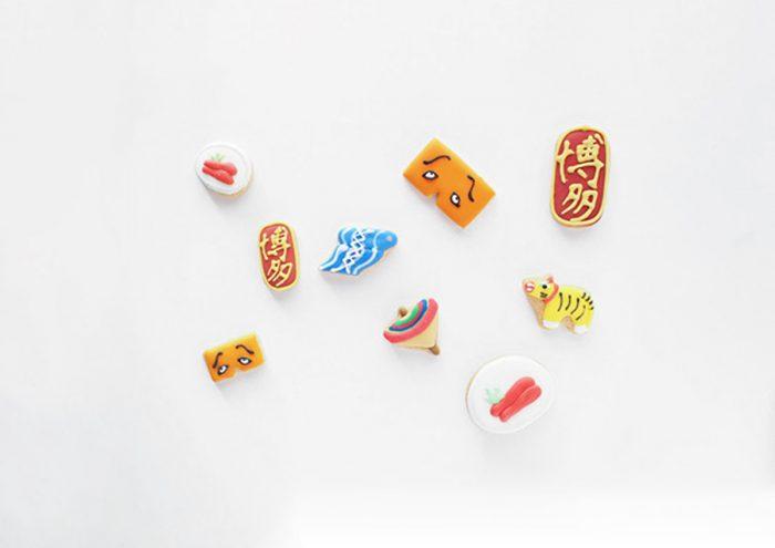 博多のモチーフがひと口サイズのクッキーに!福岡・桜坂AZUL「プティジョリーHAKATA」