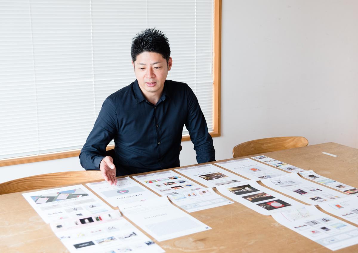 デザイナー栗崎さん