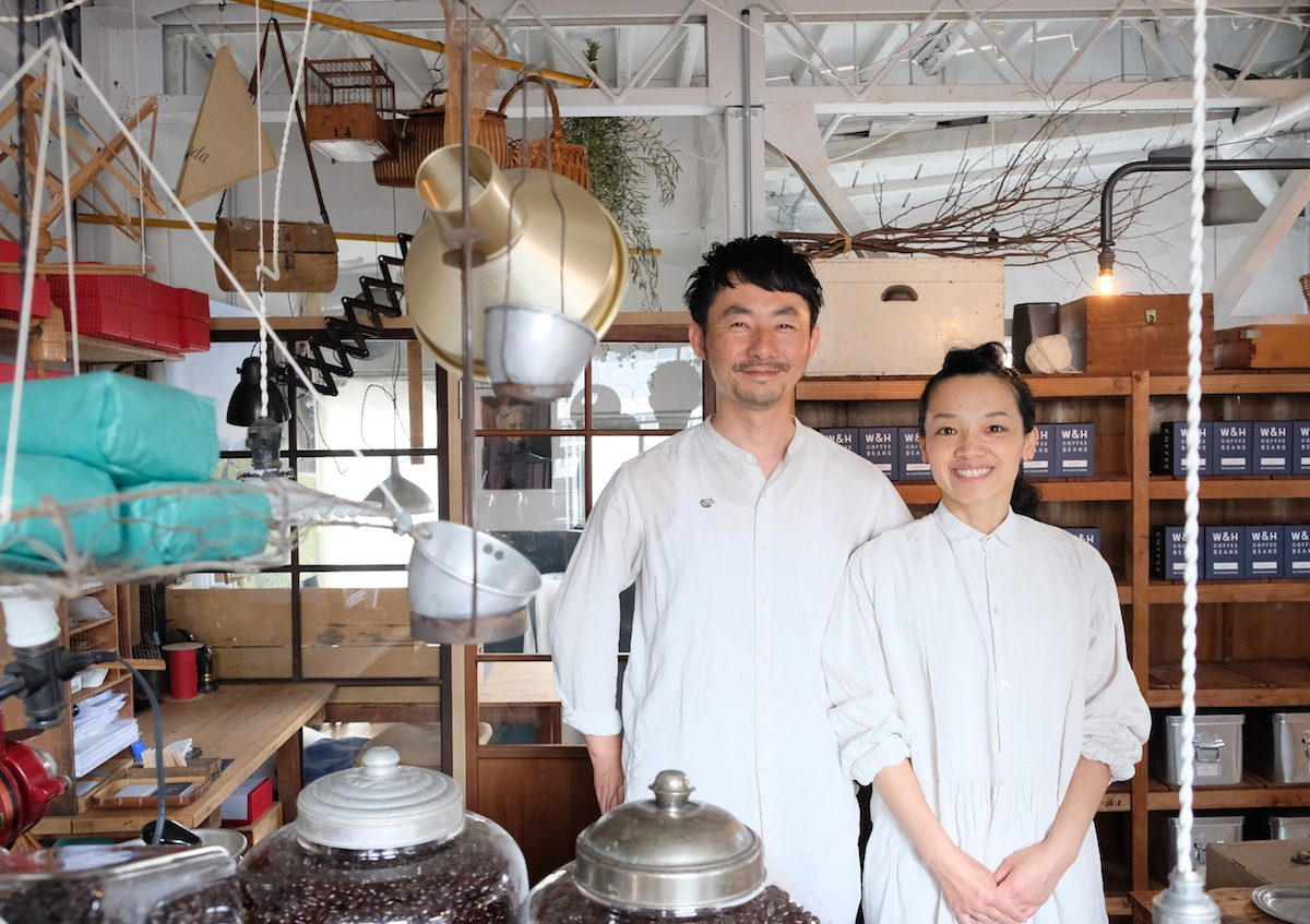 京都の人気珈琲店WIFE&HUSBANDがオープンした焙煎所&ギャラリー「Roastery DAUGHTER/Gallery SON」
