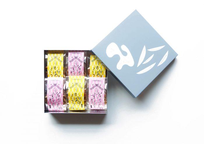 つくだ煮をおやつ感覚で食べる!秋田土産「からあげミックス/若さぎすりごま」
