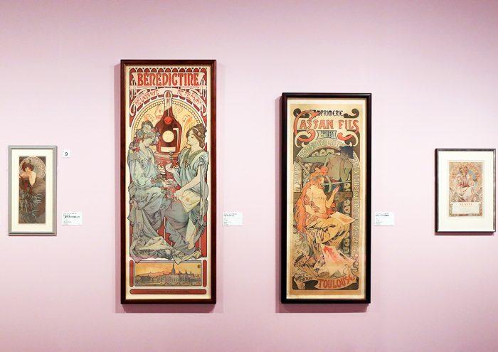 時代を超えて影響を与え続けるミュシャの魅力に迫る展覧会「みんなのミュシャ」レポート。