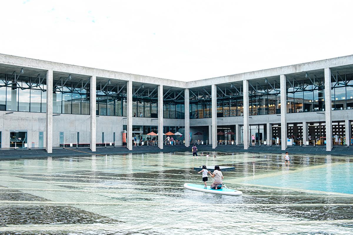 Palimpsest:空の池