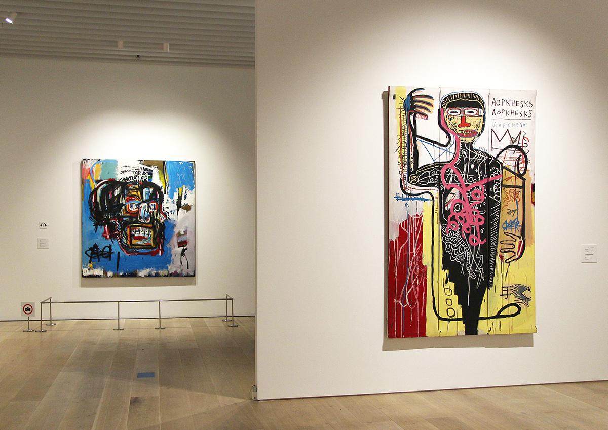 世界的な人気を誇るバスキアの日本初の大規模展「バスキア展 メイド・イン・ジャパン」レポート
