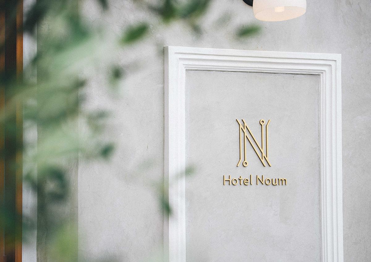 """お部屋に置かれた""""アート""""と""""植物""""でリラックス。都会で心地よさを感じるホテル大阪・天満橋「Hotel Noum OSAKA」"""