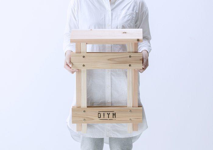 親子で一緒に家具をつくる体験を。プロが選ぶ木材でDIYができる静岡発のプロジェクト「DIYM」