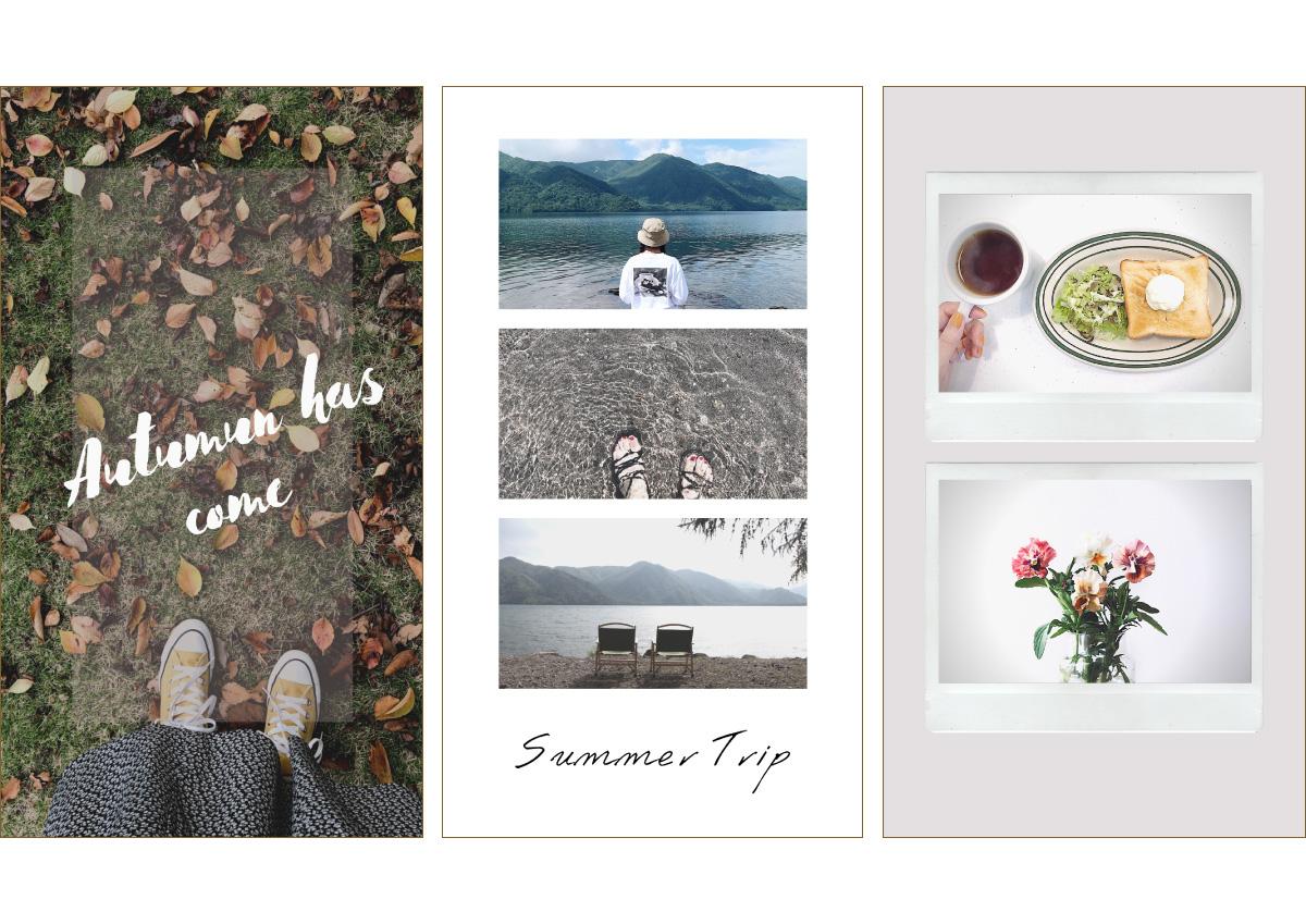 Instagramストーリーをもっと楽しく!気軽におしゃれなデザインが作れるアプリ「Canva」